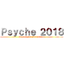 Psyche 2018 (Psychological Manipulation)