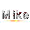 Mike ()