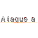 Ataque a  (attack on titan)