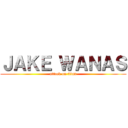 JAKE WANAS (attack on titan)